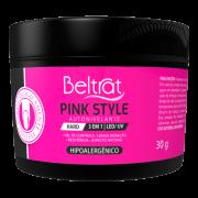 Gel Pink Style para unhas 30g - Beltrat