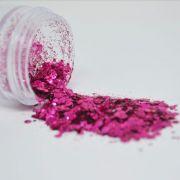 Glitter October Pink Tourmaline - Glitter Blendz