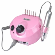 Lixadeira Elétrica Motor Porquinho 30.000 RPM Rosa - Nail Master