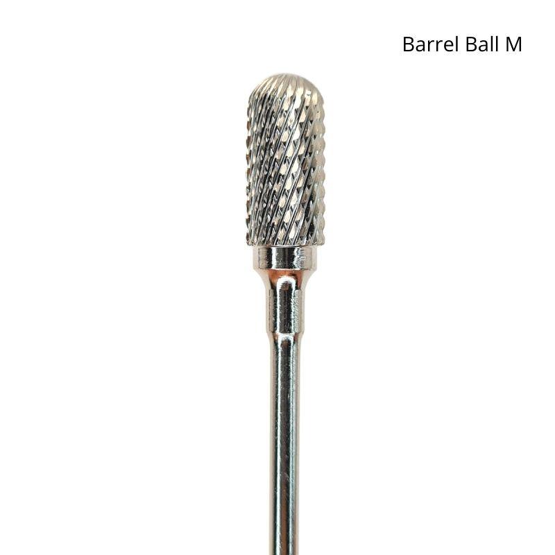 BROCA TUNGSTÊNIO PRATA - CILINDRO REF. BARREL BALL M