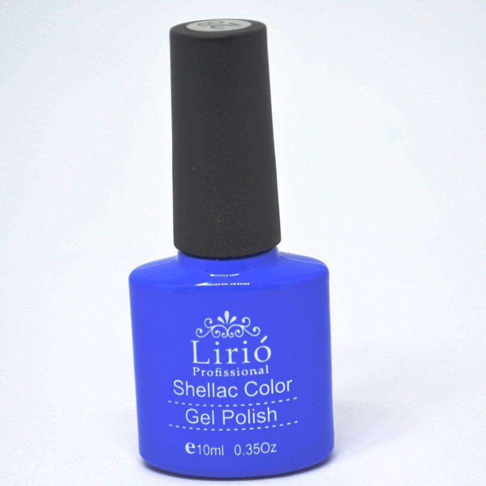 Esmalte em Gel Azul Ref. 111 10ml - Lirió
