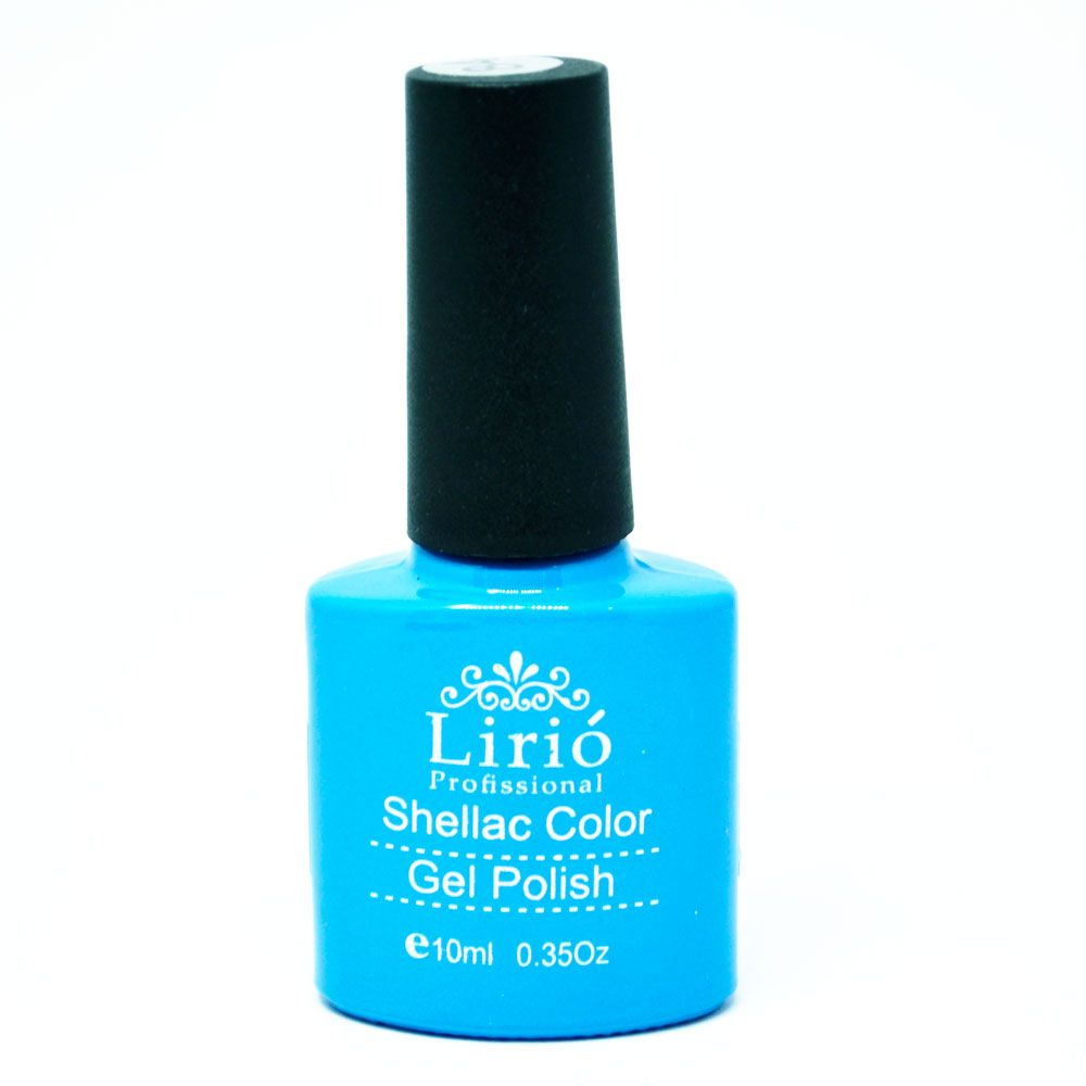 Esmalte em Gel Azul Ref. 112 10ml - Lirió