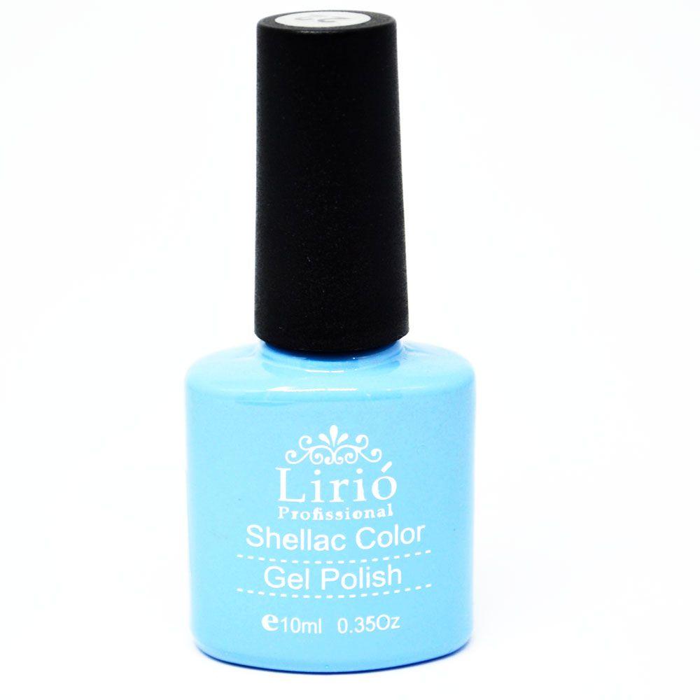 Esmalte em Gel Azul Ref. 113 10ml - Lirió