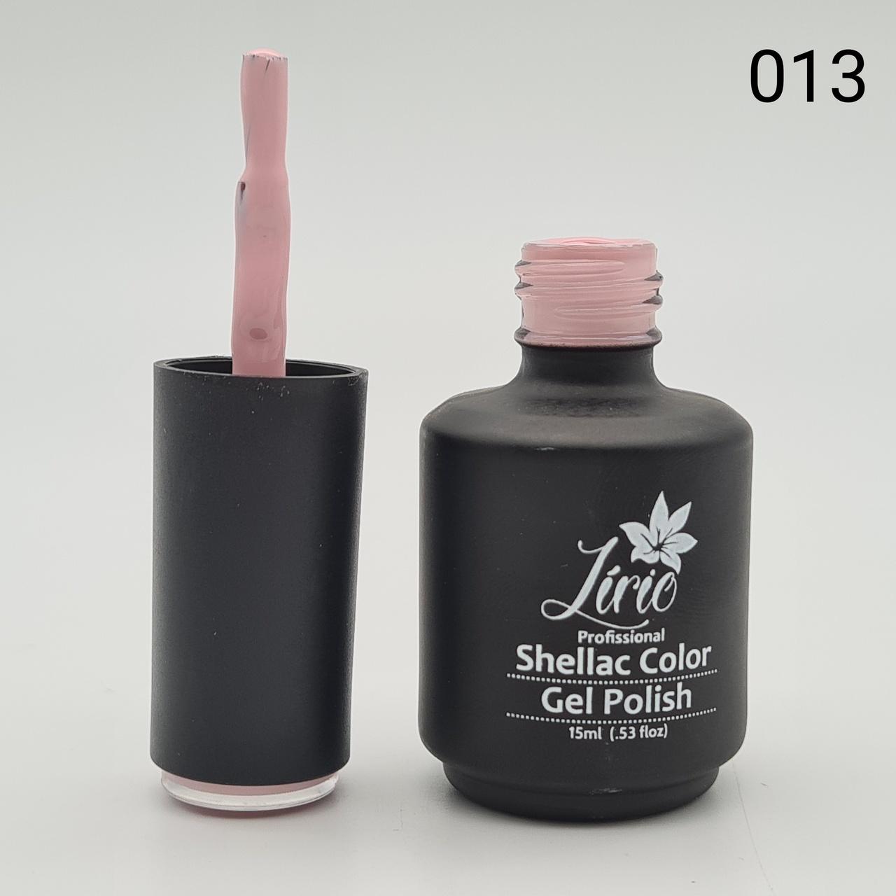 Esmalte em Gel Lírio - Rosa Nude