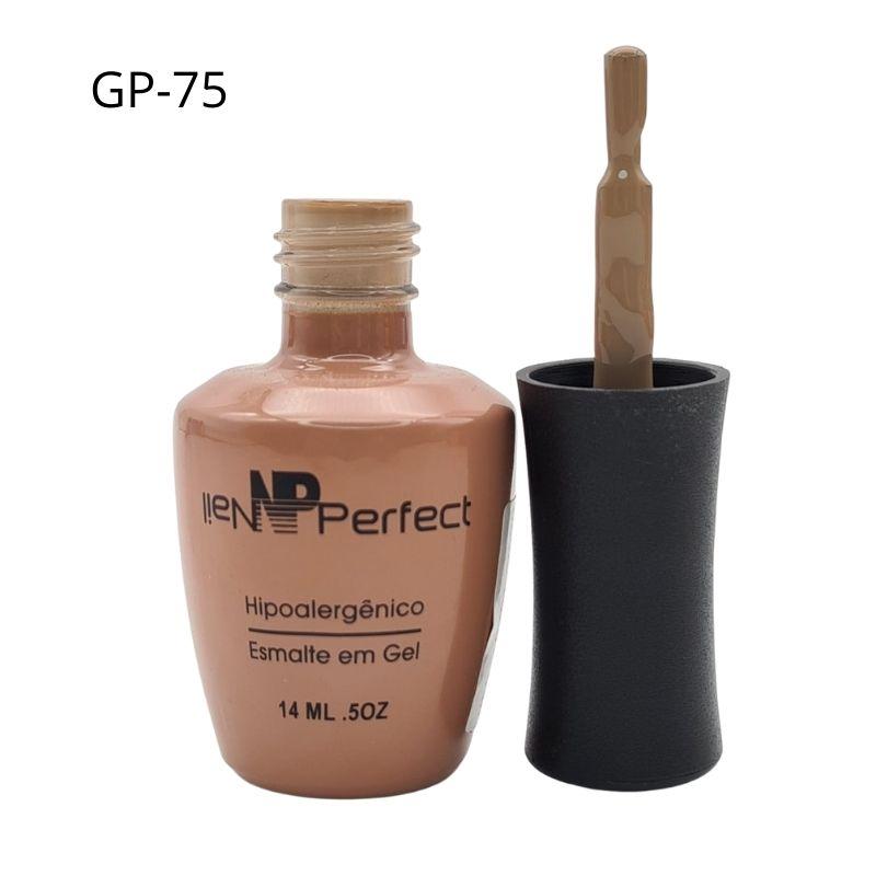 ESMALTE EM GEL NAIL PERFECT NUDE - REF.GP-75