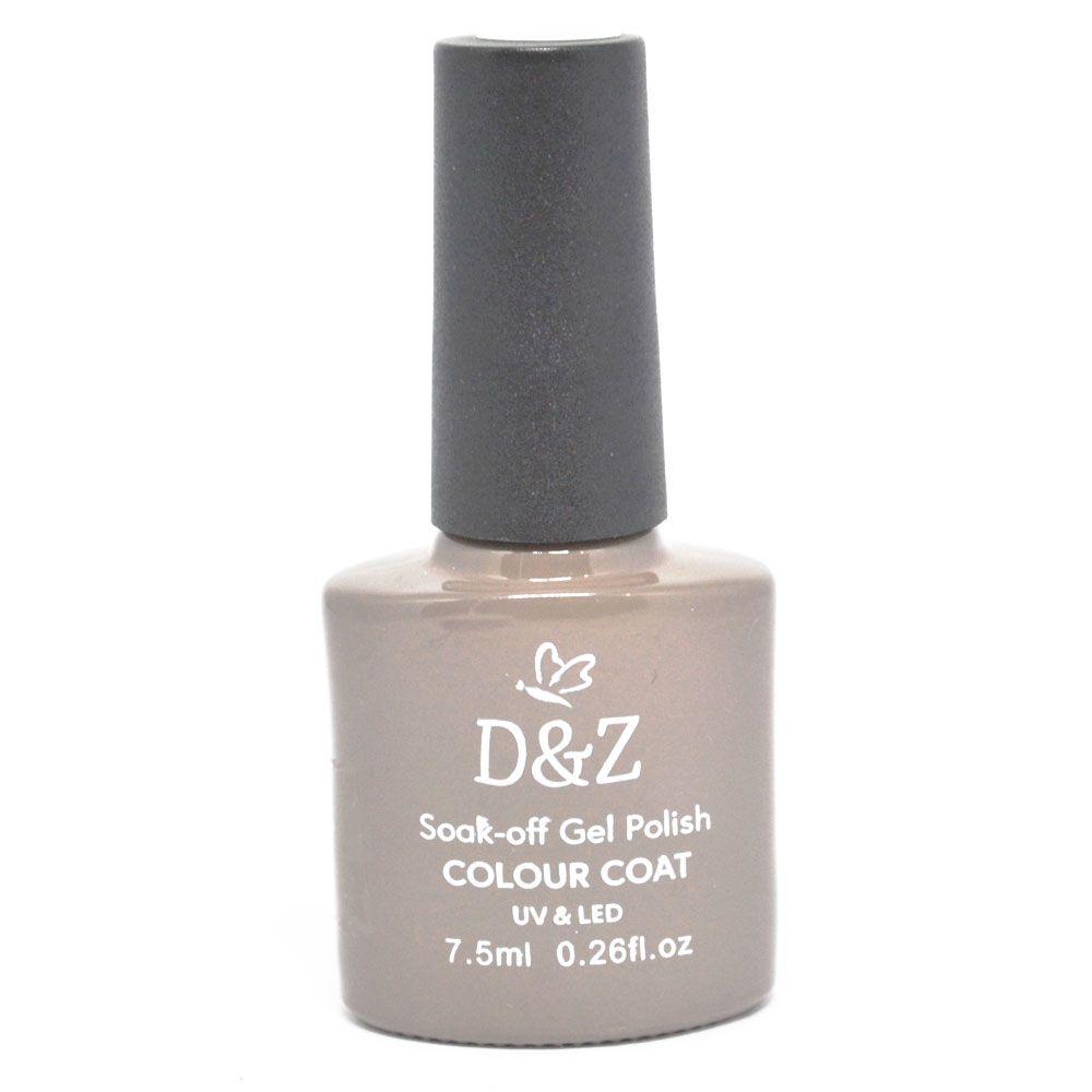 Esmalte em Gel Nude Ref. 220 7,5ml - D&Z
