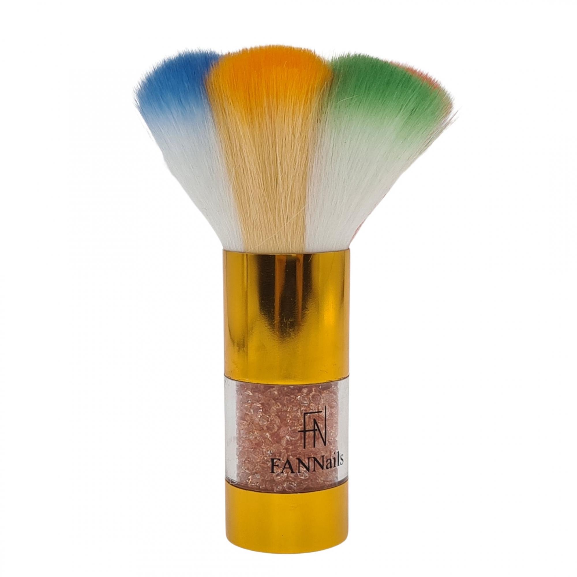 Espanador Cristal - Dourado