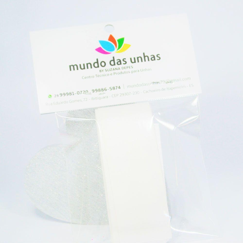 Fibra Seda Rede 1m - Mundo das Unhas by Suzana Depes