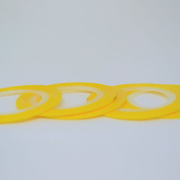 Fitilho Amarelo P 20 m - Mundo das Unhas by Suzana Depes