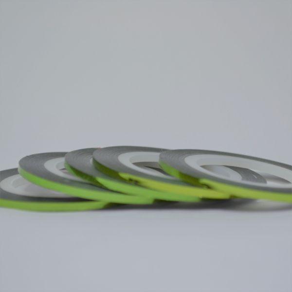 Fitilho Verde M 20 m - Mundo das Unhas by Suzana Depes
