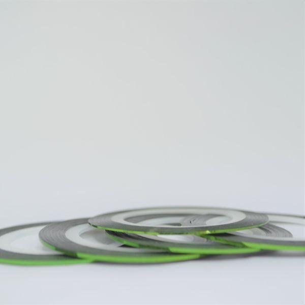 Fitilho Verde P 20 m - Mundo das Unhas by Suzana Depes