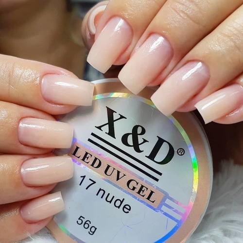 Gel 17 Nude X&D - 56g