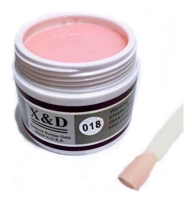 Gel 18 Pink X&D - 56g