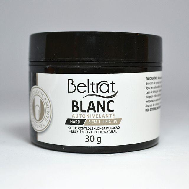 Gel Blanc para unhas 30g - Beltrat