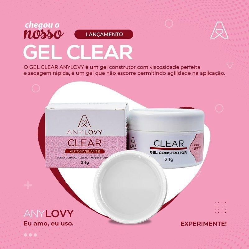 GEL CLEAR ANYLOVY - 24G