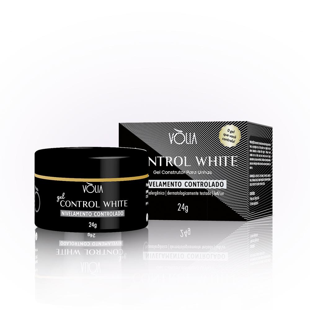 Gel Control White Vòlia - 24g
