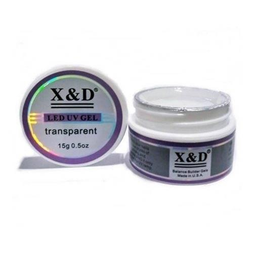 Gel Transparente  X&D - 15g