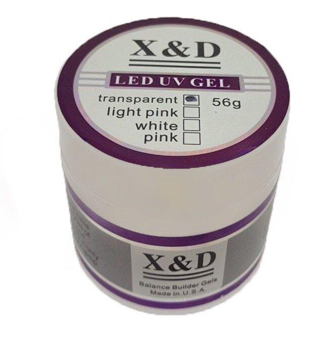 Gel Transparente X&D - 56g