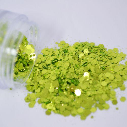 Glitter August Periodot - Glitter Blendz