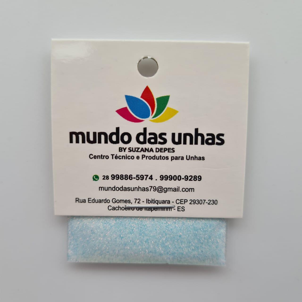 Glitter Azul Fino - Glitter Blendz