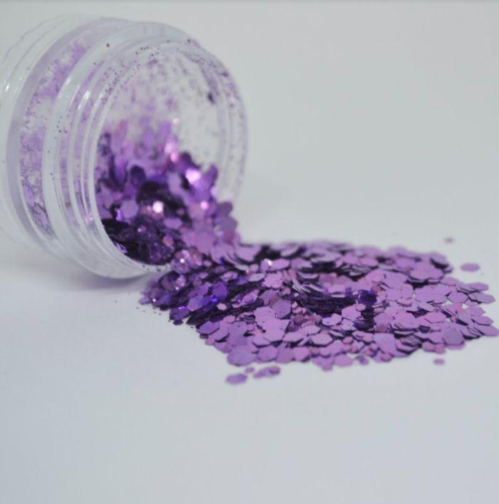 Glitter February Amethyst - Glitter Blendz