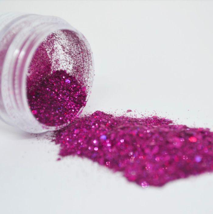Glitter Forever Fuchsia - Glitter Blendz