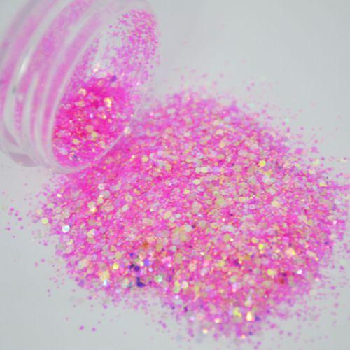 Glitter Hot Pink - Glitter Blendz