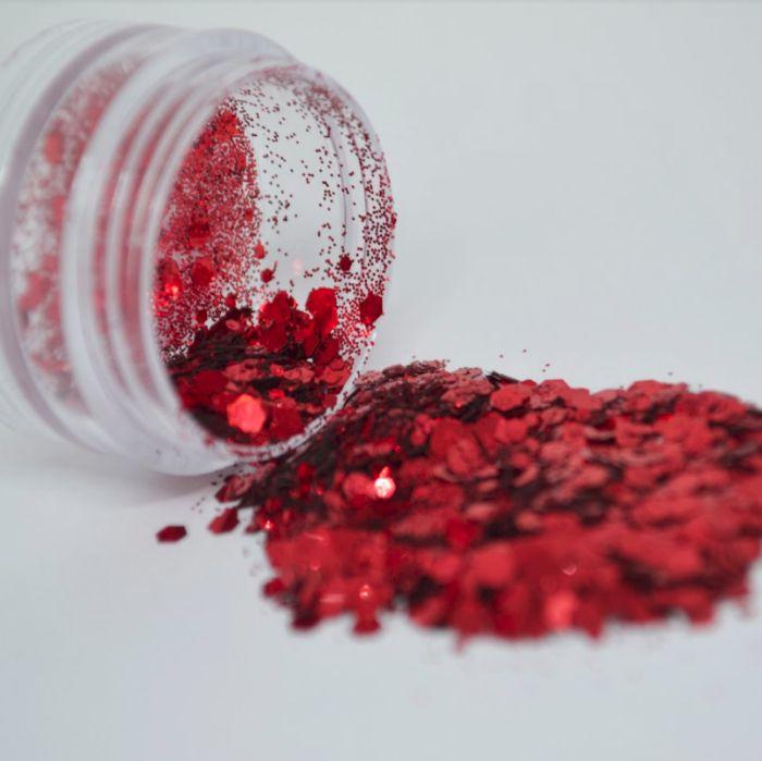Glitter July Rubi - Glitter Blendz