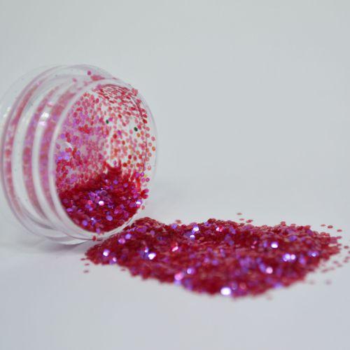 Glitter Lady in Red - Glitter Blendz