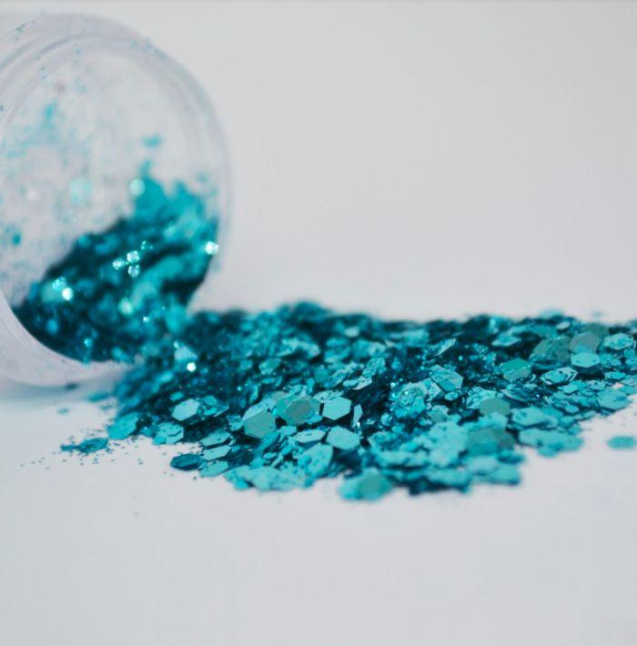 Glitter March Aquamarine - Glitter Blendz