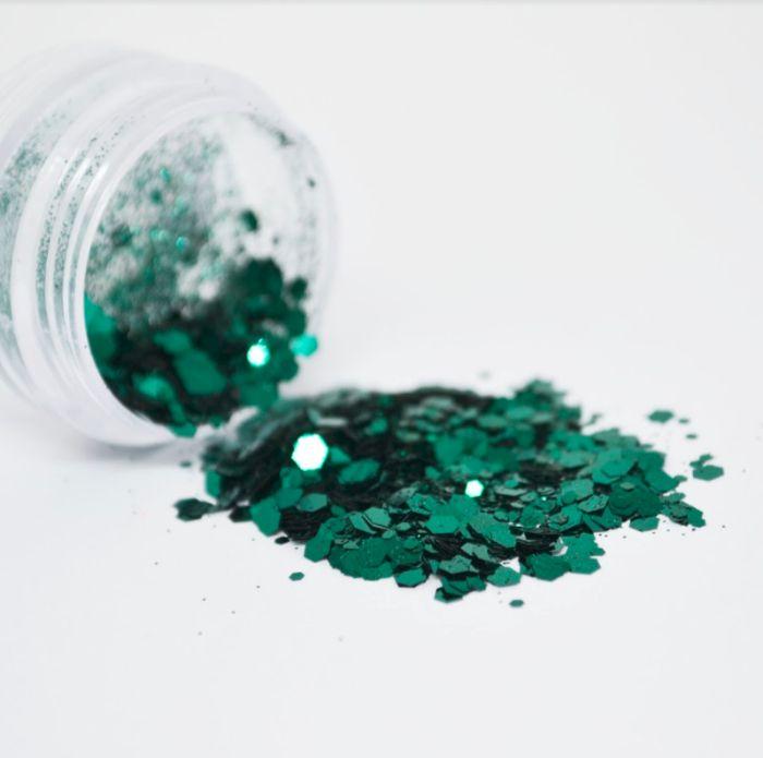 Glitter May Emerald - Glitter Blendz