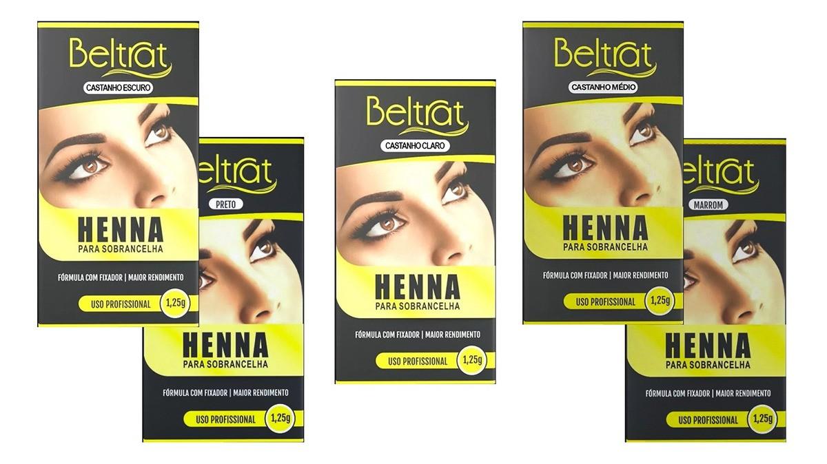 Henna Beltrat 1.25g
