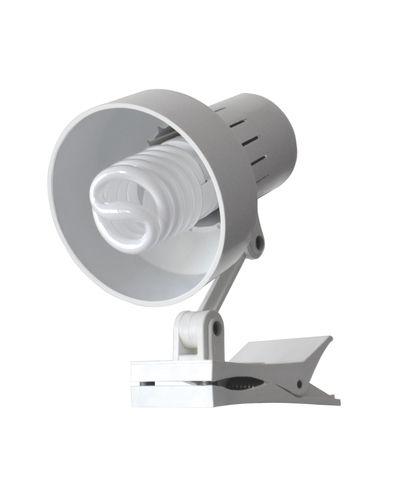 Luminária de Mesa Articulada com Garra 370 Ilutec