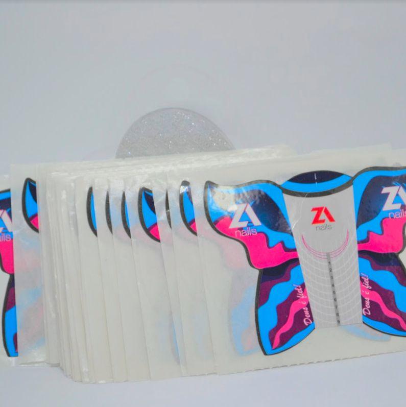 Molde Borboleta 50un - ZA Nails