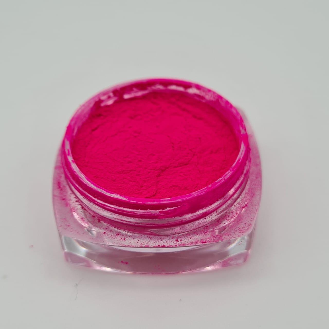 Pó NEON Fluorescente - PINK