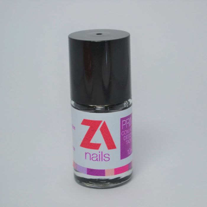 Primer com Ácido 10ml - ZA Nails
