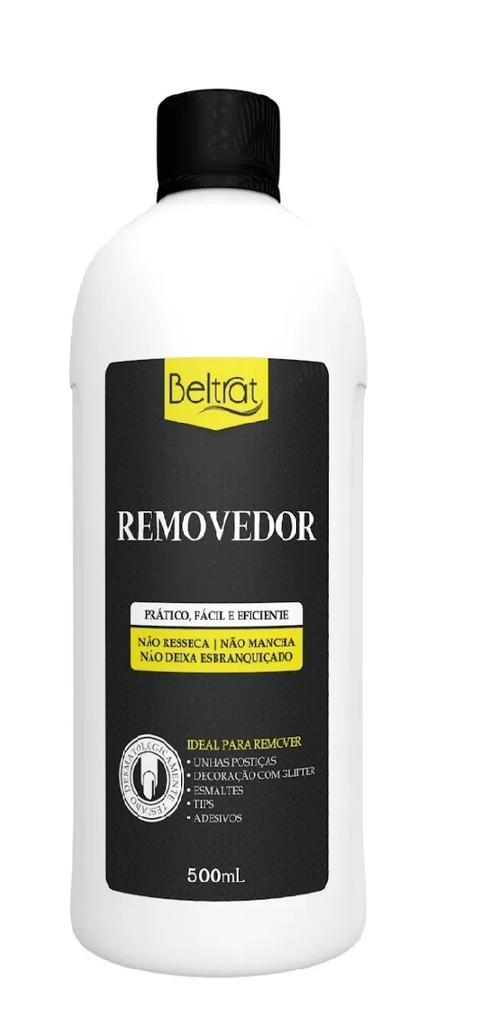 Removedor Para Unhas Beltrat 500ml