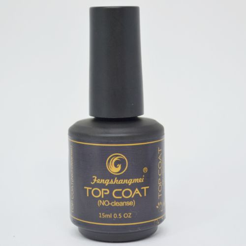 Selante Top Coat No-Cleansing Para Unhas 15ml - Fengshangmei