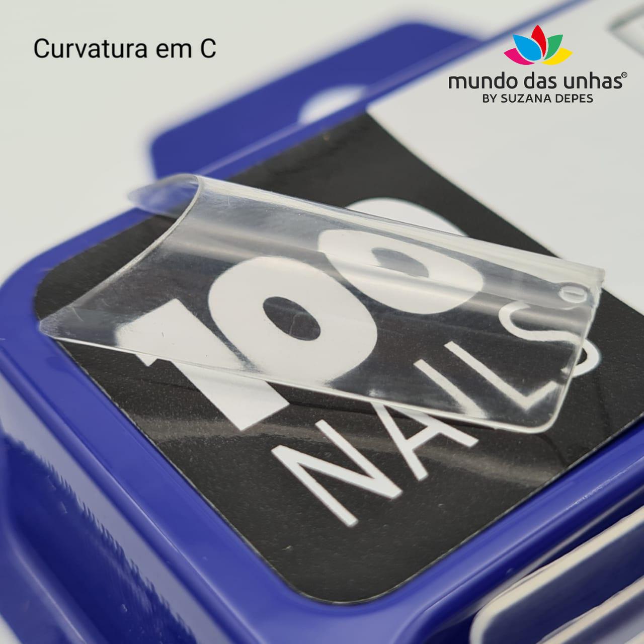 Tips Curvatura em C - 100 un