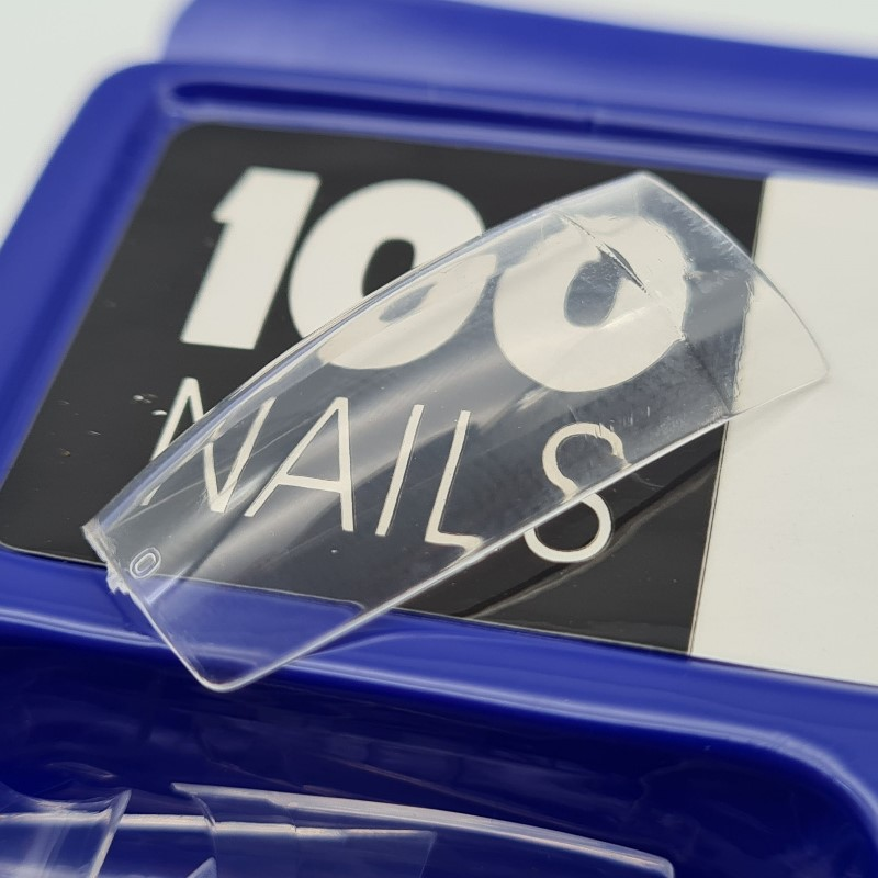 TIPS SORRISO FAN NAILS - 100 UN