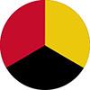 Vermelho Amarelo Preto