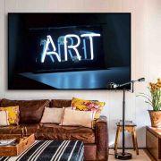 ART - Quadro decorativo em canvas