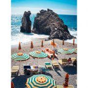 By the Beach - Quadro decorativo em canvas