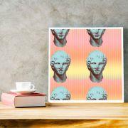 Coleção Deuses 16 - Quadro decorativo em canvas
