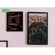 Coleção Luzes - Quadros decorativos em canvas
