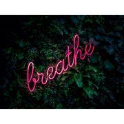 Quadro decorativo em canvas - Breathe