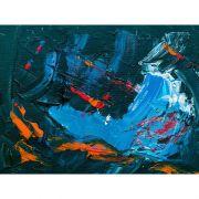 Explosion - Quadro decorativo em canvas