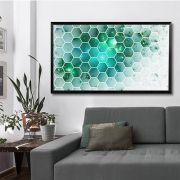 Green Hive – quadro decorativo em canvas