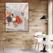 Happy Hour Quadro decorativo em canvas