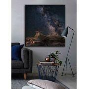 Quadro decorativo em canvas space